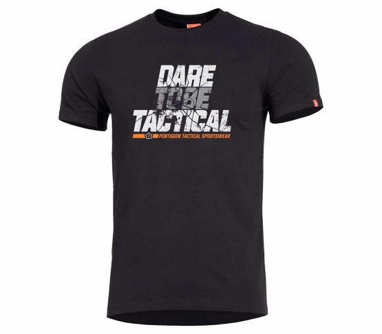 Camiseta Pentagon Dare to Be Tactical principal