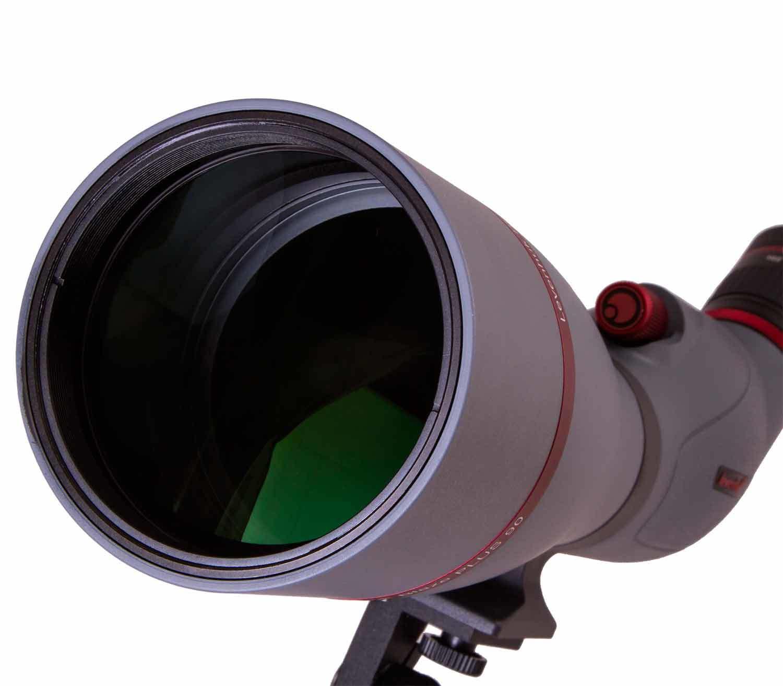 Catalejo Levenhuk Blaze PLUS 90 óptica