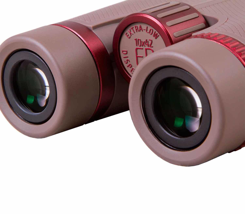 Prismáticos Levenhuk Monaco ED 10x42 oculares