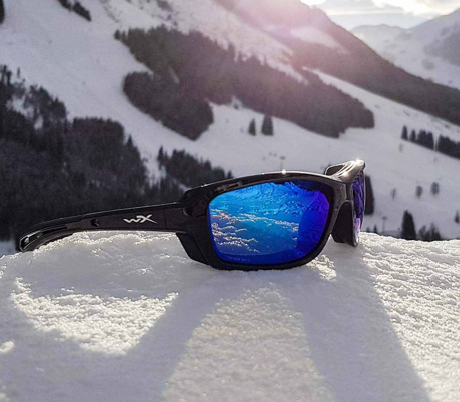Gafas Wiley X Wave Captivate nieve