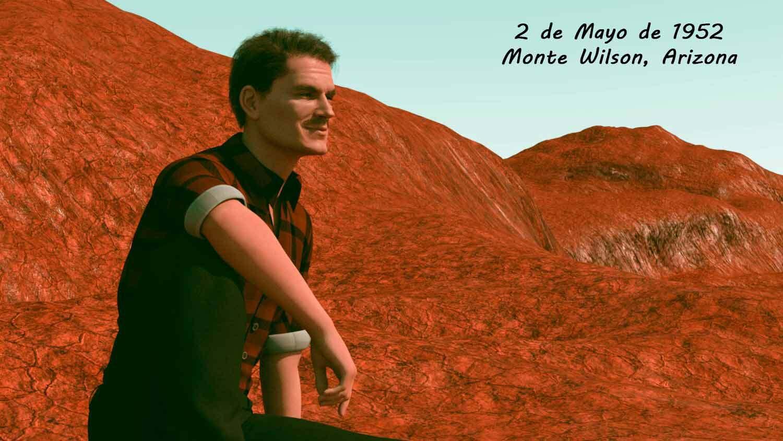 Monte Wilson - Viaje al Gran Cañón. Capítulo 9