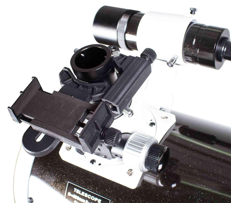 Adaptador para Smartphone Levenhuk A10 mecanismo completo
