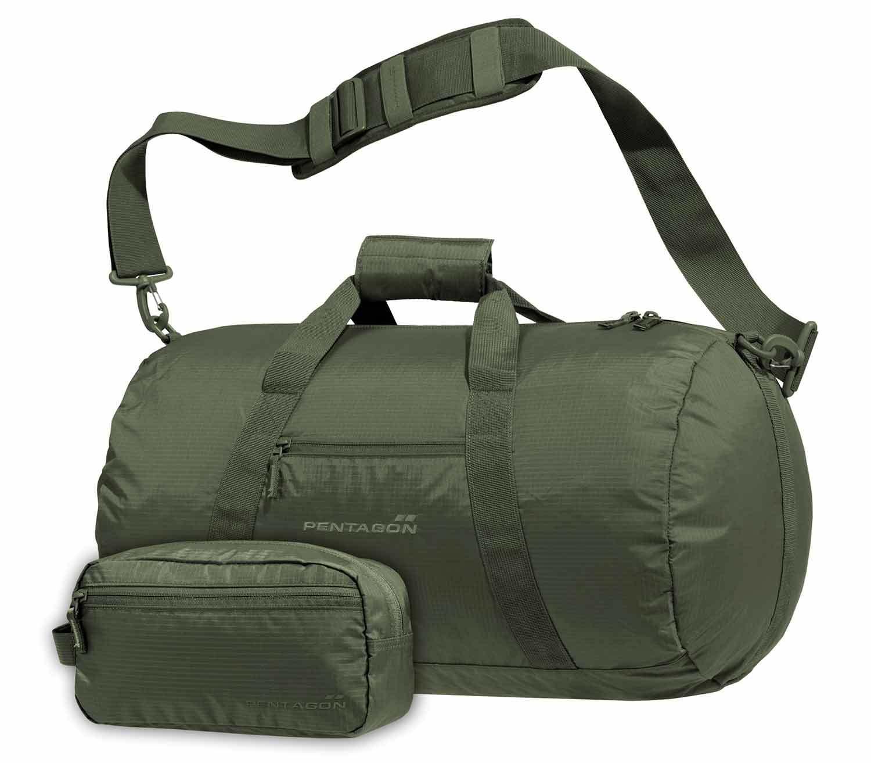 Bolsa Pentagon Kanon Oliva
