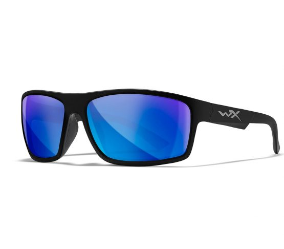 Gafas Wiley X Peak Polarizadas Blue Mirror