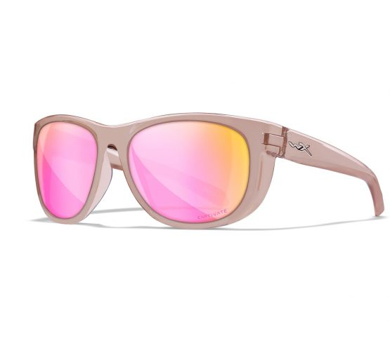 Gafas Wiley X Weekender Captivate Crystal Blush
