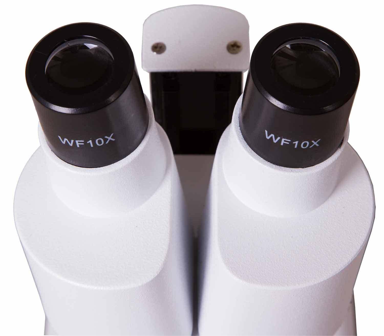 Microscopio Levenhuk 1ST visores