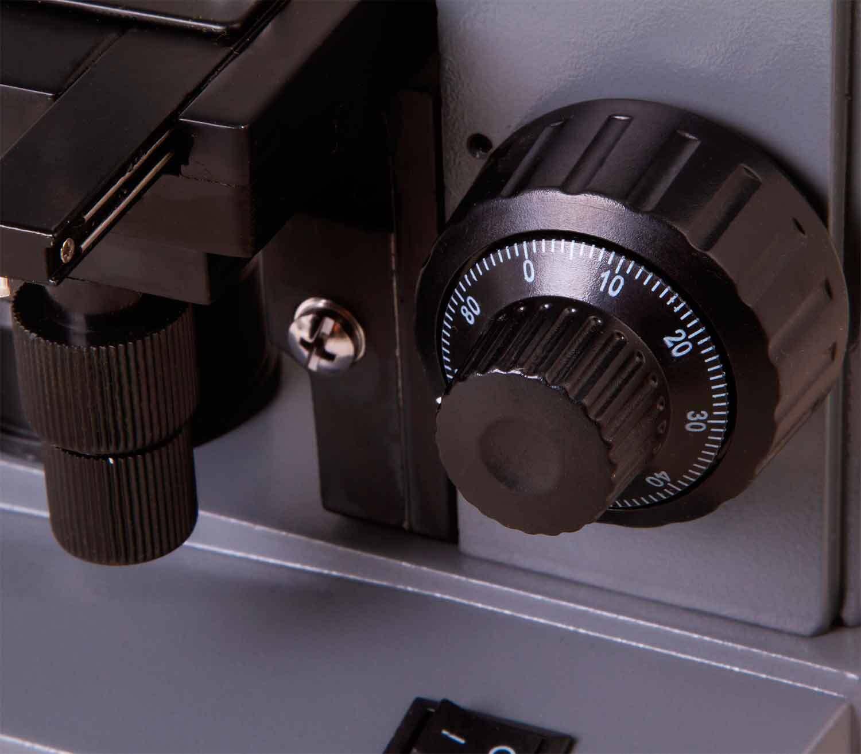 Microscopio Monocular Digital Levenhuk D320L BASE 3M detalle