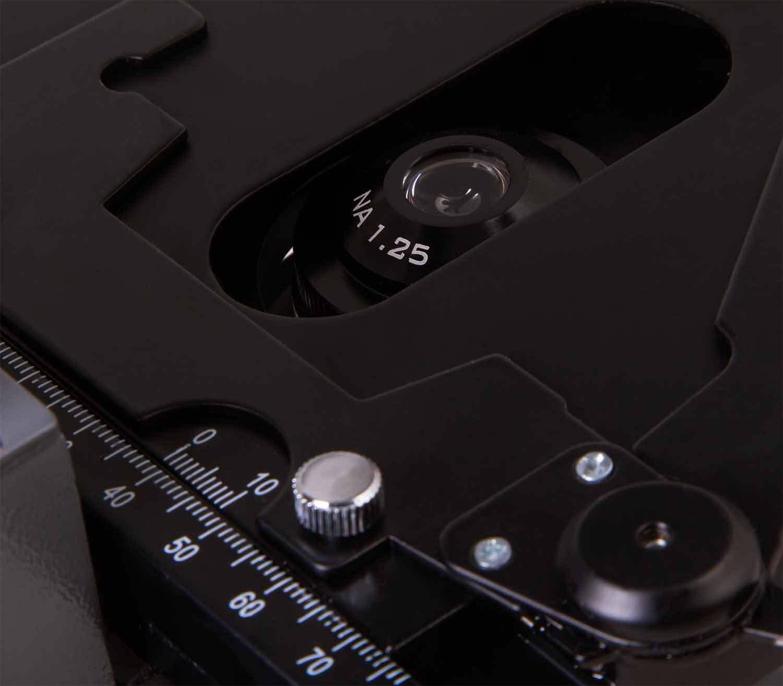 Microscopio Monocular Digital Levenhuk D320L BASE 3M placa