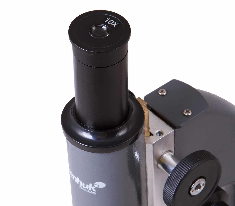 Microscopio Monocular Levenhuk 5S NG ocular