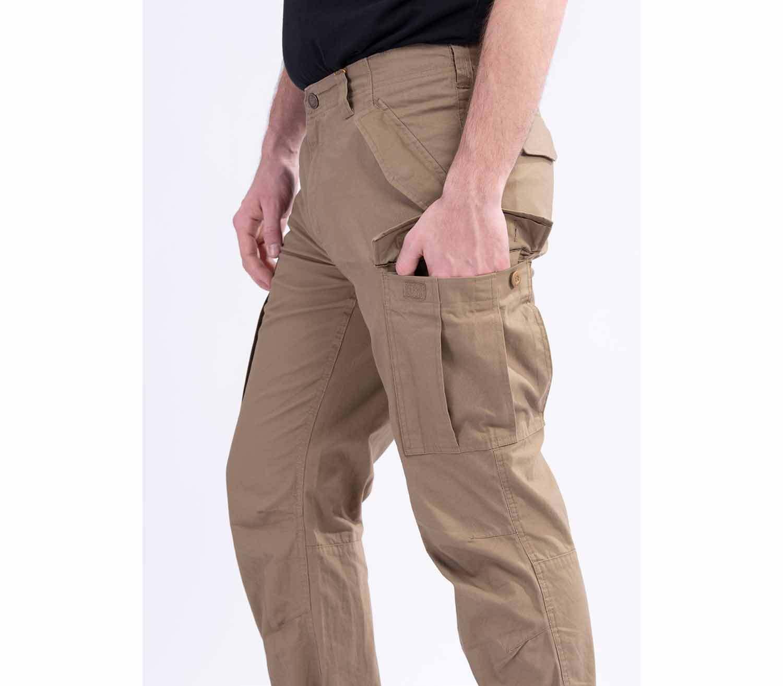 Pantalones Pentagon M65 2.0 lateral