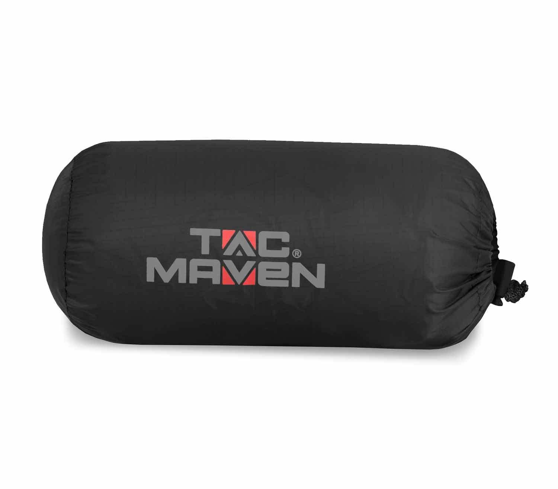 Poncho Impermeable Tac Maven Thunder bolsa negra