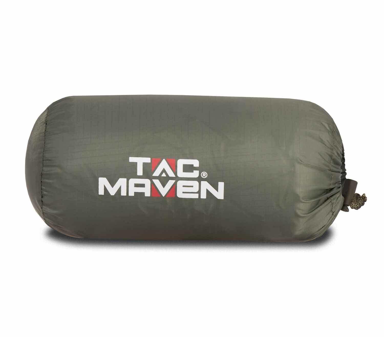 Poncho Impermeable Tac Maven Thunder bolsa verde