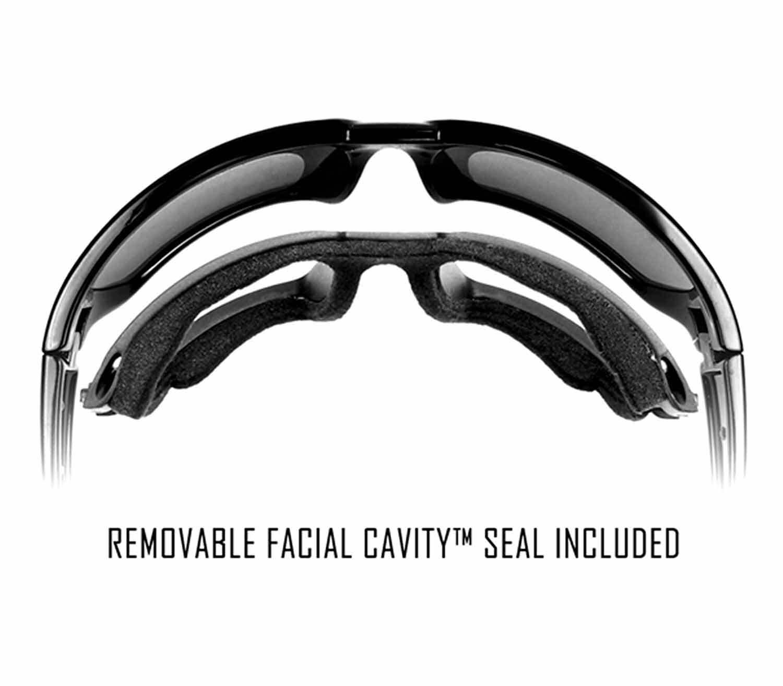 Gafas Wiley X Boss facial cavity