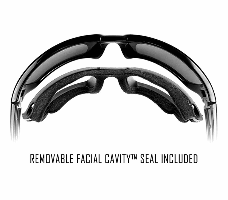 Gafas Wiley X Tide facial cavity