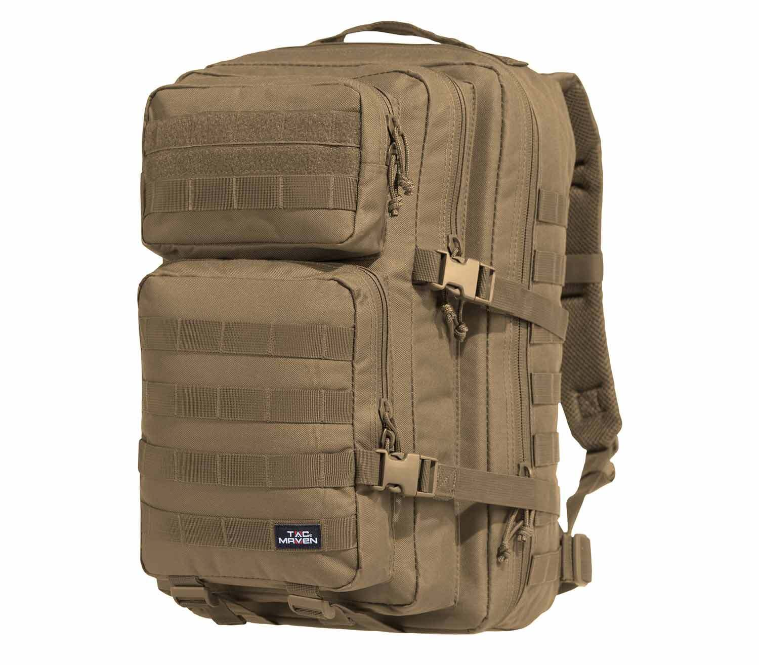 Mochila Tac Maven Assault 51L Coyote