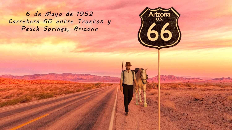 Viaje al Gran Cañón. Capítulo 11. Ruta 66