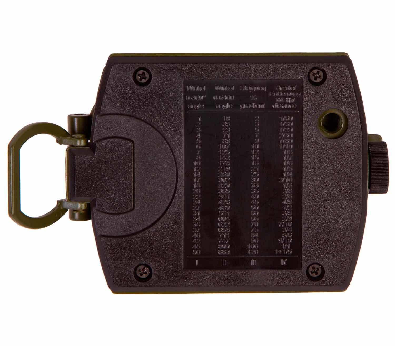 Brújula Levenhuk Army AC10 fórmulas