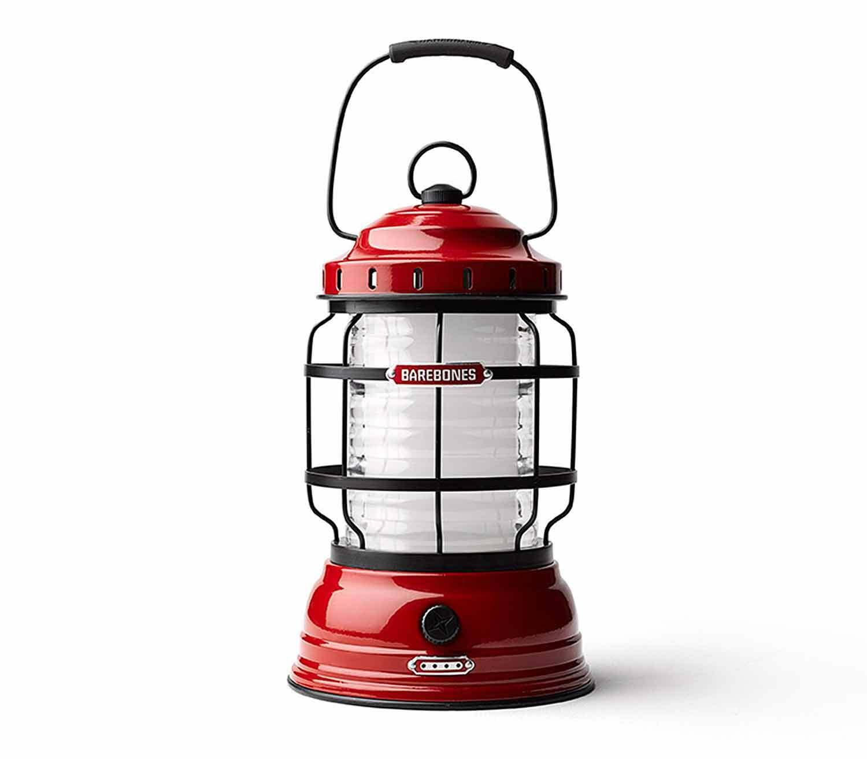 Lámpara Barebones Forest Rojo