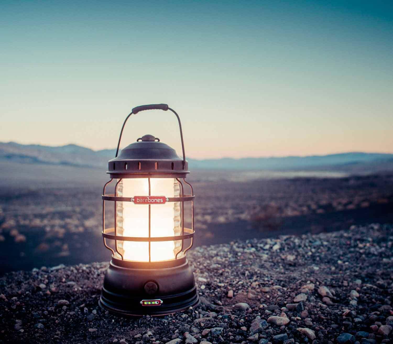Lámpara Barebones Forest exterior