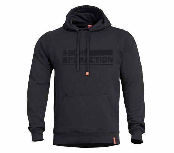 Sudadera Pentagon Phaeton Action Negro