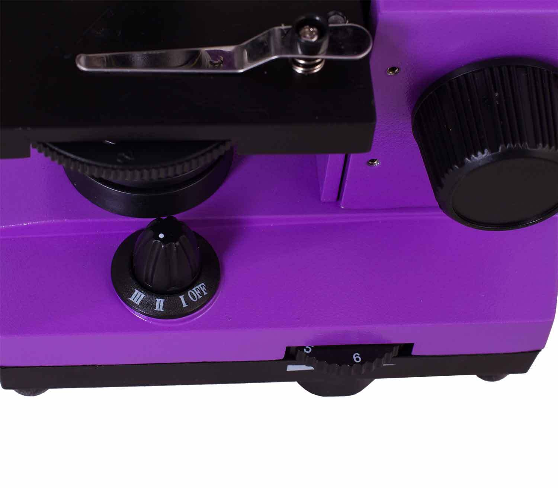 Microscopio Levenhuk Rainbow 2L PLUS detalle