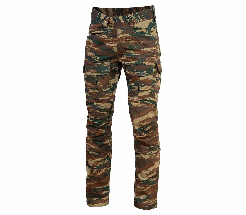 Pantalones Tácticos Pentagon Lycos Camo GR Camo
