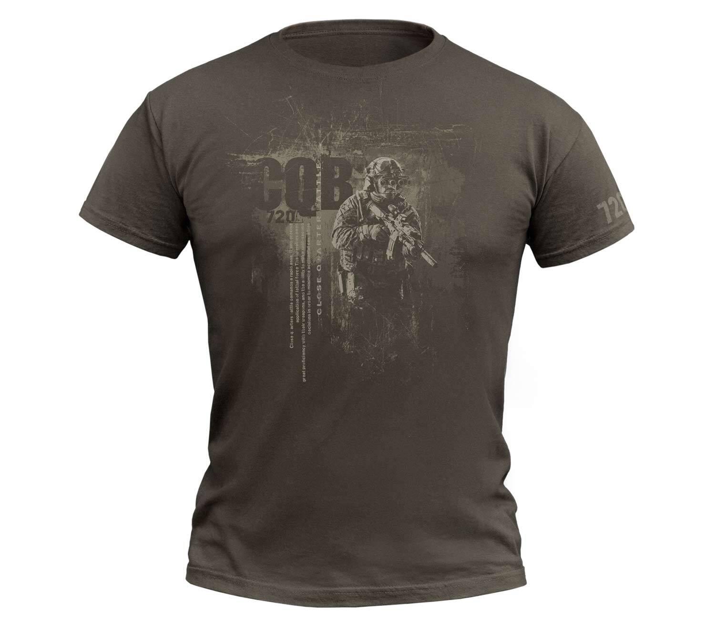 Camiseta 720gear CQB Army