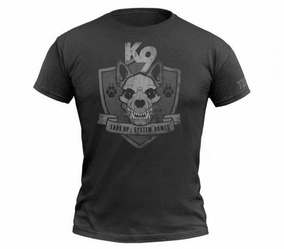 Camiseta 720gear K9 principal