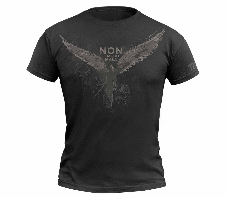 Camiseta 720gear Non Timebo Mala principal