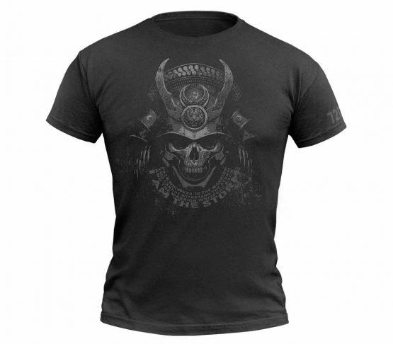 Camiseta 720gear Warrior negro