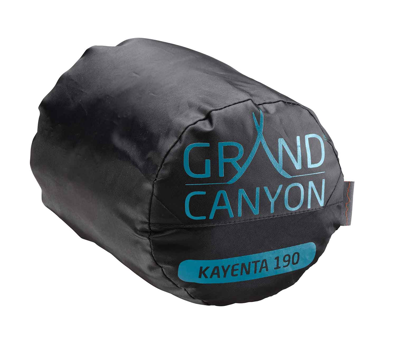 Saco de Dormir Grand Canyon Kayenta 190 bolsa