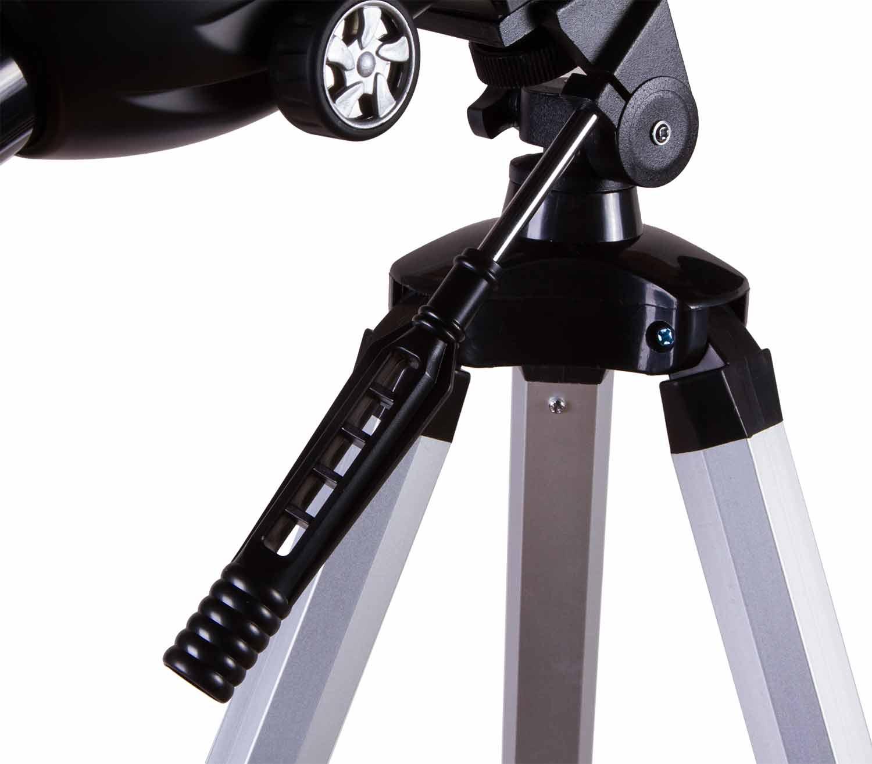 Telescopio Levenhuk Skyline Travel 80 tripode