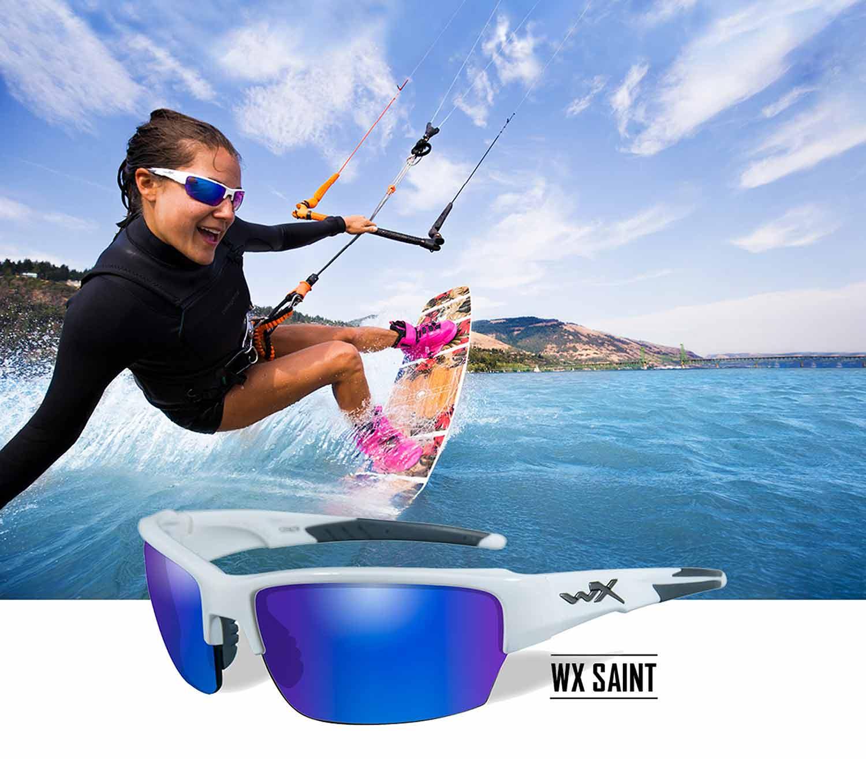 Gafas Wiley X Saint Polarizadas agua