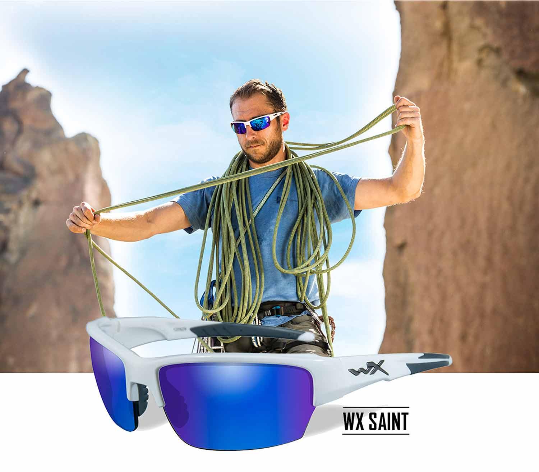 Gafas Wiley X Saint Polarizadas escalada