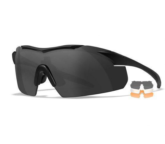 Gafas-Wiley-X-Vapor-2.5-Negro-Smoke-Grey