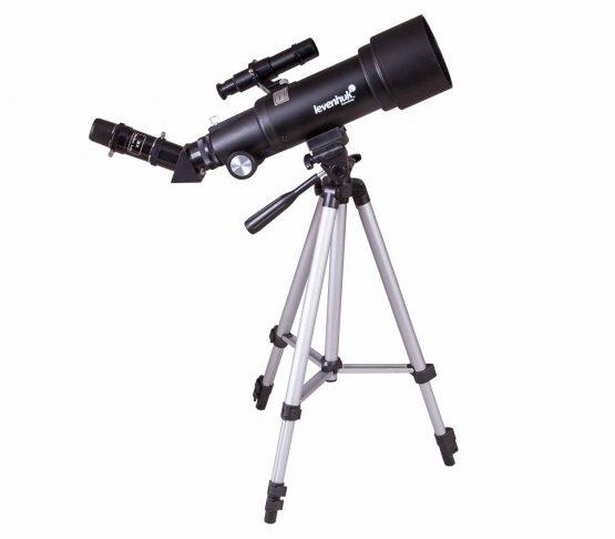 Telescopio Levenhuk Skyline Travel Sun 70 principal