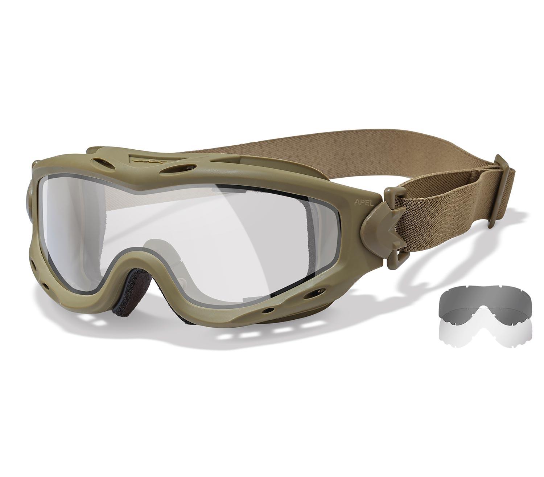 Gafas-de-Protección-Wiley-X-Spear-Bronce-Op1