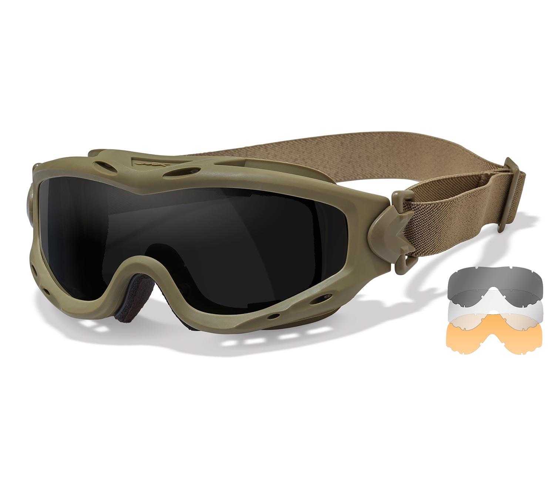 Gafas-de-Protección-Wiley-X-Spear-Bronce-Op2