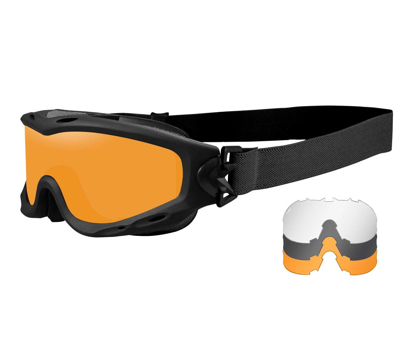 Gafas-de-Protección-Wiley-X-Spear-Negro-Op2