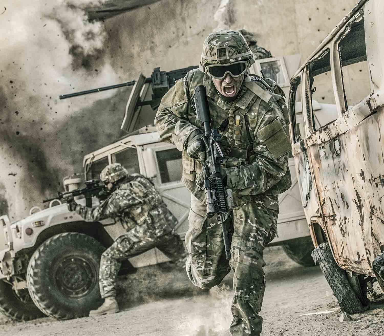Gafas de Protección Wiley X Spear combate