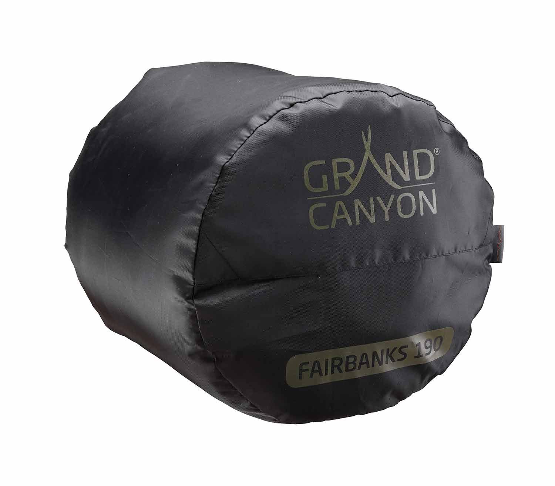 Saco de Dormir Grand Canyon Fairbanks 190 bolsa