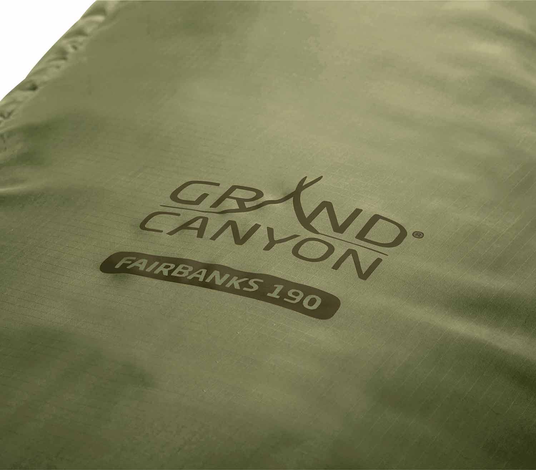 Saco de Dormir Grand Canyon Fairbanks 190 logo