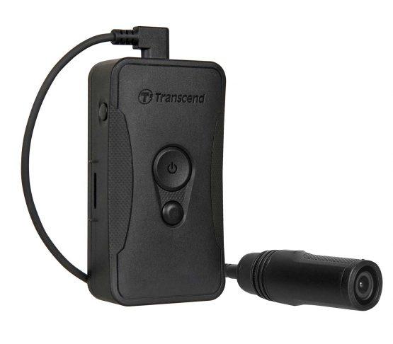 Bodycam Transcend DrivePro Body 60 principal