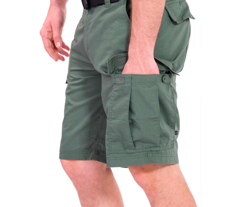 Pantalones Pentagon BDU 2.0 Short bolsillo cargo