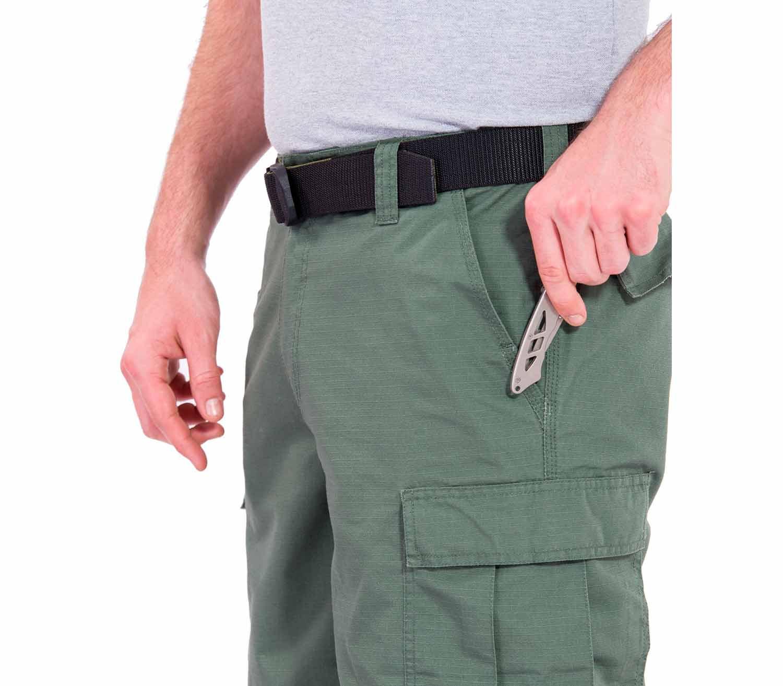 Pantalones Pentagon BDU 2.0 Short bolsillo mano