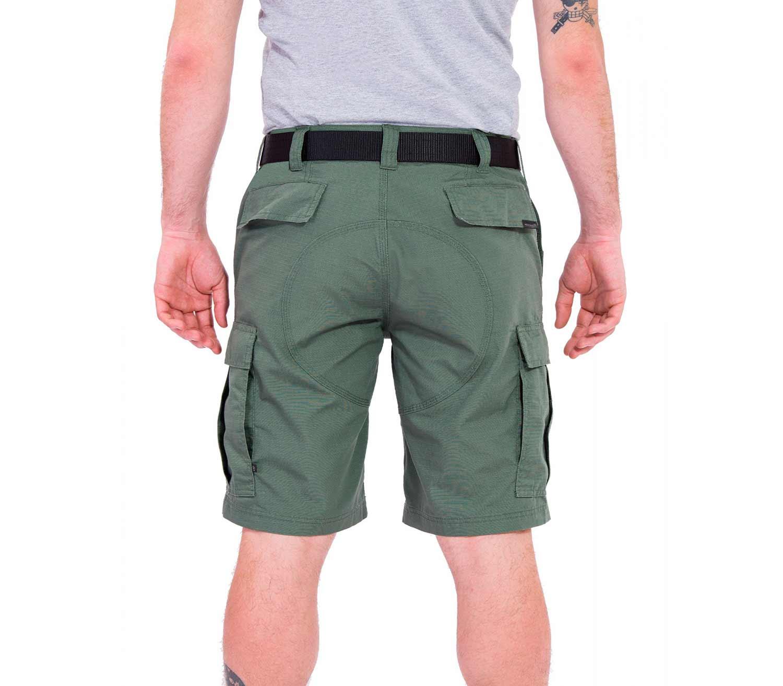 Pantalones Pentagon BDU 2.0 Short trasera