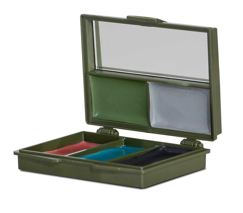 Pintura de Cara Tac Maven 5 Colores Camo lateral