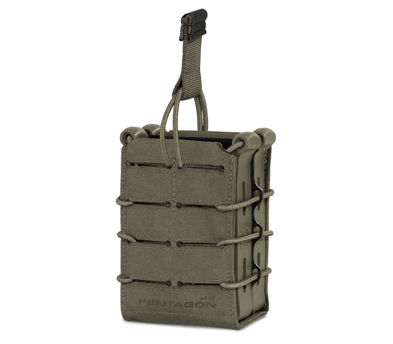 Portacargador Rifle Pentagon Elpis Doble RAL 7013